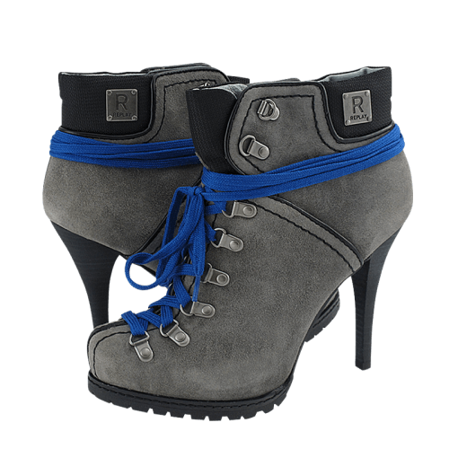 Replay Tosima low boots