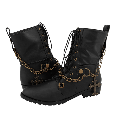 CatWauk Turie low boots