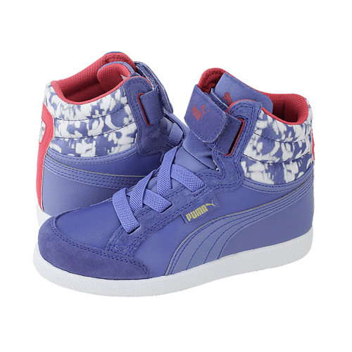 Puma IKAZ Mid Strap S athletic kids' shoes