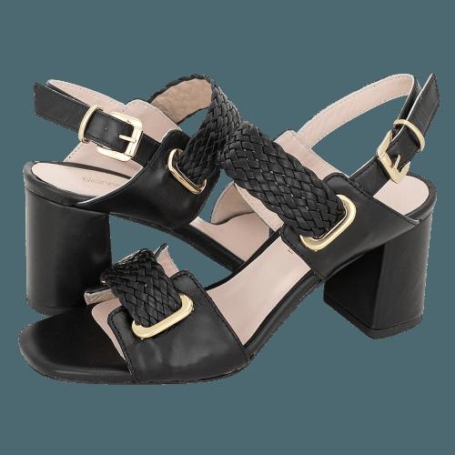 Gianna Kazakou Sesto sandals