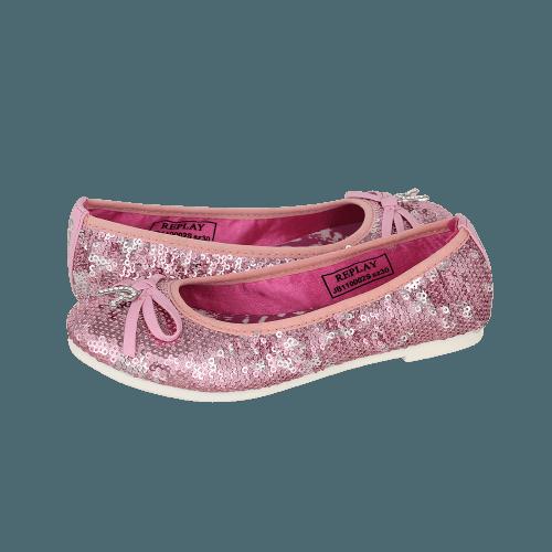 Replay & Sons Romang kids' ballerinas