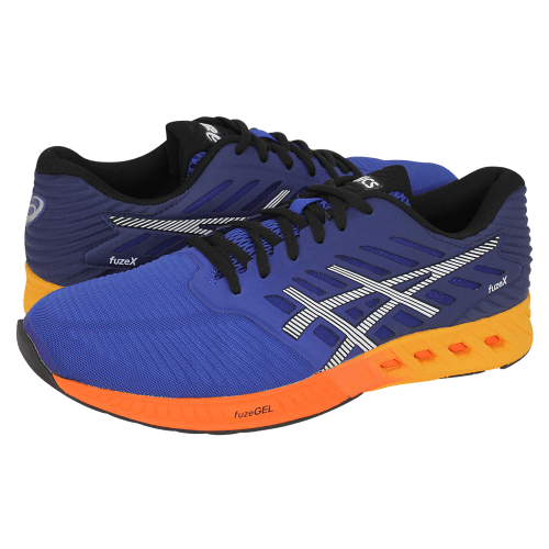 Asics FuzeX athletic shoes