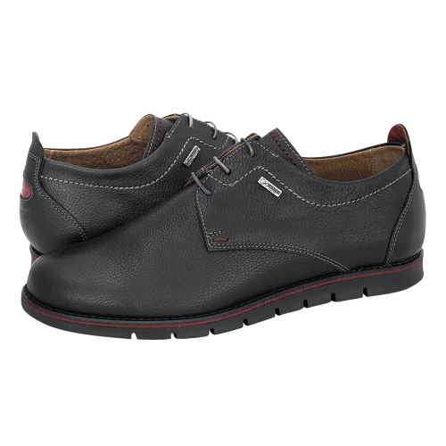 GK Uomo Comfort Salin lace-up shoes