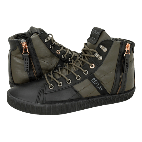 Replay Korsta casual low boots