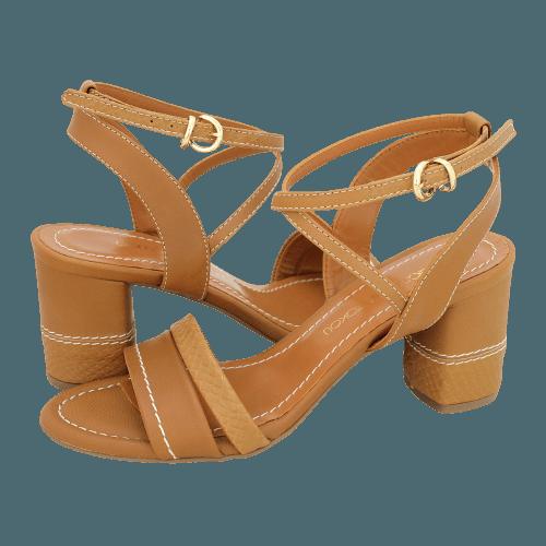 Gianna Kazakou Steigra sandals