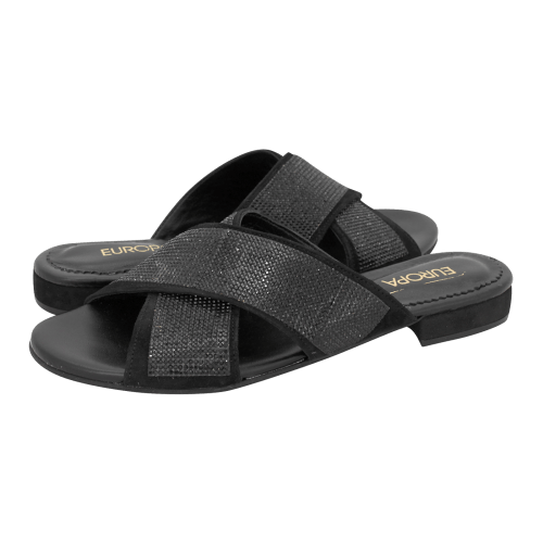 Europa Ele Northville flat sandals