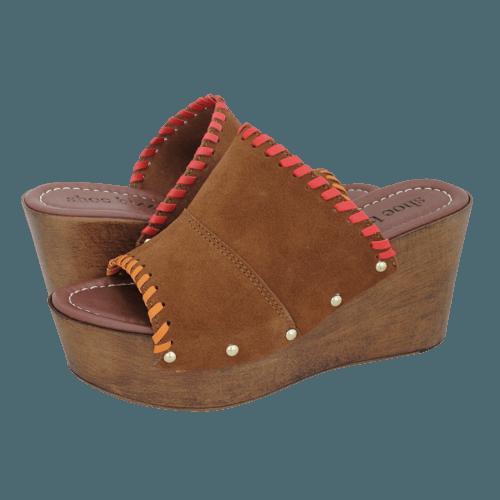 Shoe Bizz Fagnon platforms