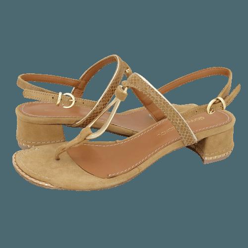Gianna Kazakou Neye flat sandals