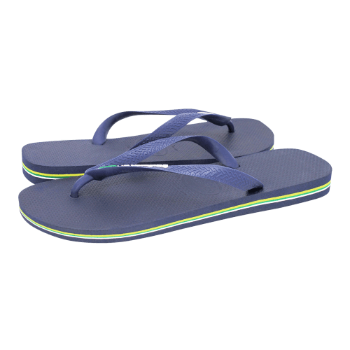 Havaianas Brazil Logo sandals