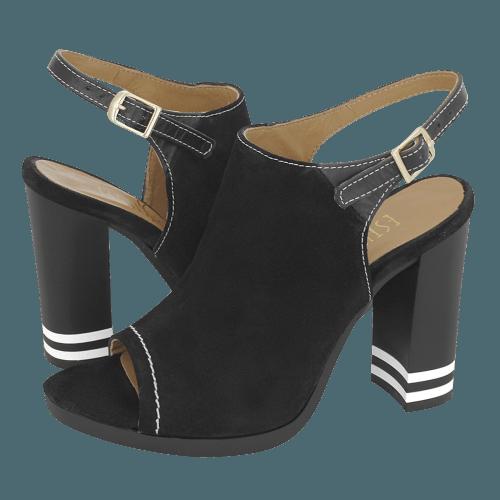 Esthissis Sadao sandals
