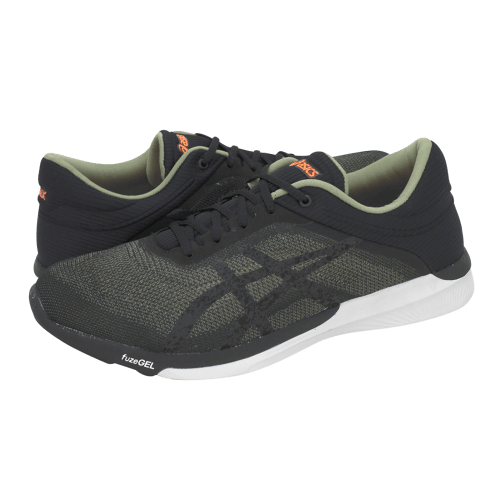 Asics fuzeX Rush athletic shoes