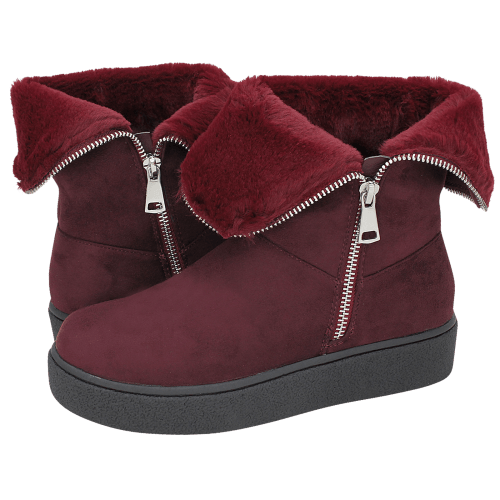 Trendy too Turkowy low boots