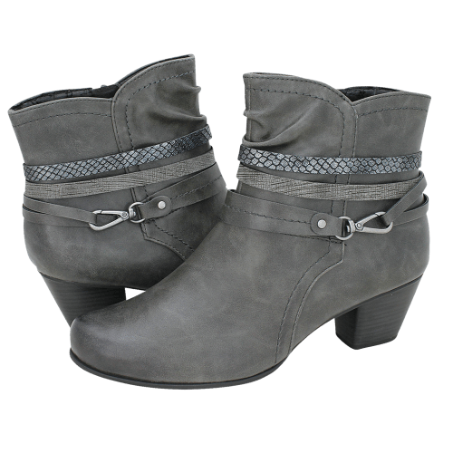 Soft Line Tiestling low boots