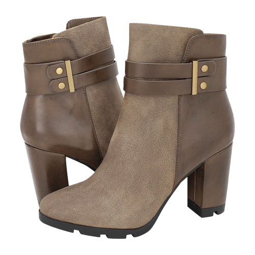 Mariamare Tournai low boots
