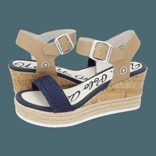 U.S. Polo ASSN Nina 3 Jeans platforms