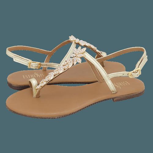 Esthissis Nuevo flat sandals