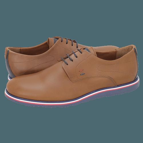 Damiani Shinchon lace-up shoes