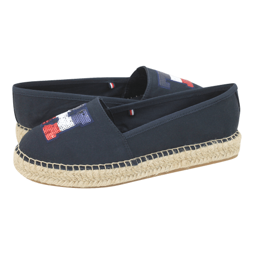 517bf197a1a068 The Sequins Espadrille - Tommy Hilfiger Women's espadrilles made of ...