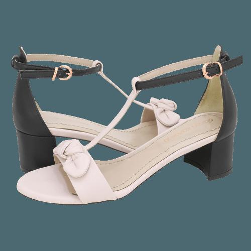 Gianna Kazakou Shakrial sandals