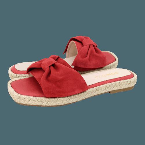 Somibiza Netanya flat sandals