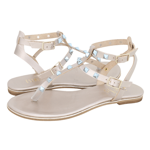 Esthissis Nordanby flat sandals