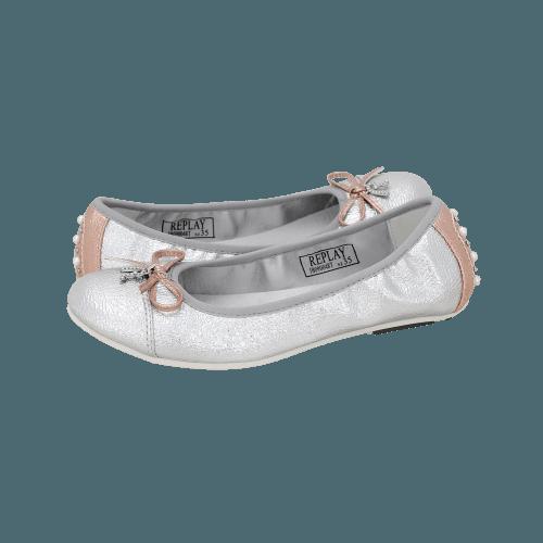 Replay Meteros kids' ballerinas