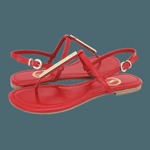 Esthissis Naustdal flat sandals