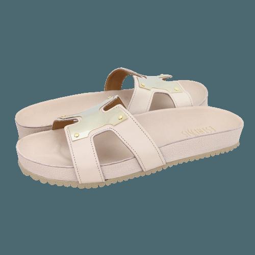 Esthissis Normandin flat sandals