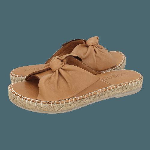 Bueno Nicholls flat sandals