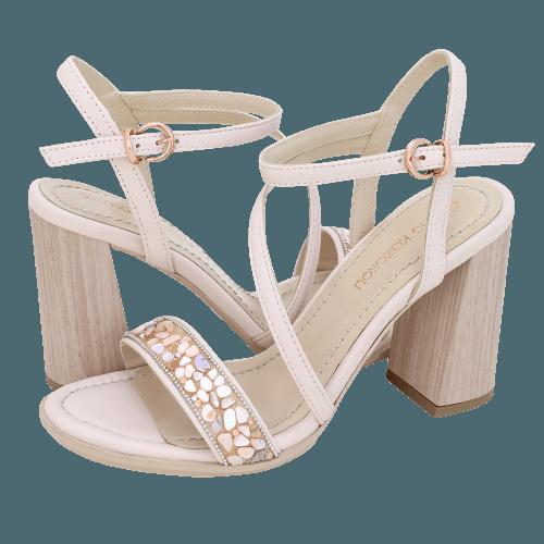 Gianna Kazakou Serdiana sandals