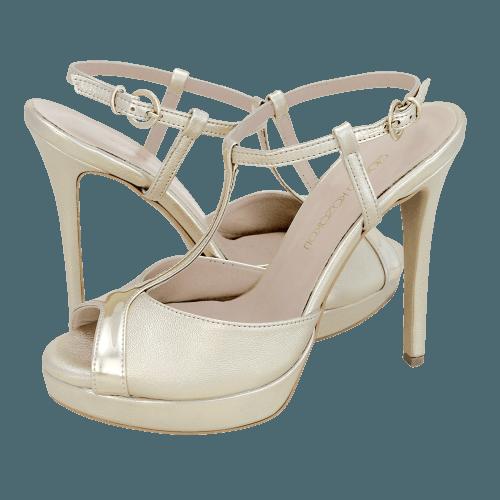 Gianna Kazakou Sudbury sandals