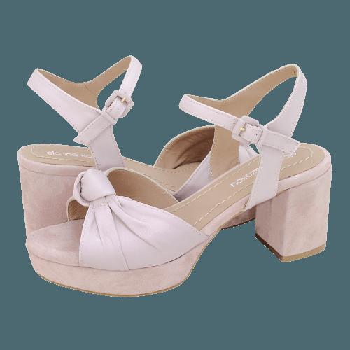 Gianna Kazakou Foglia sandals