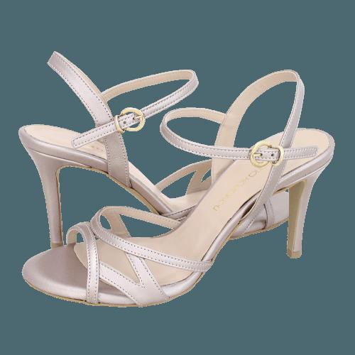 Gianna Kazakou Sperrin sandals