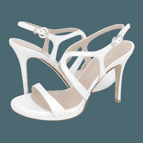 Gianna Kazakou Samburg sandals
