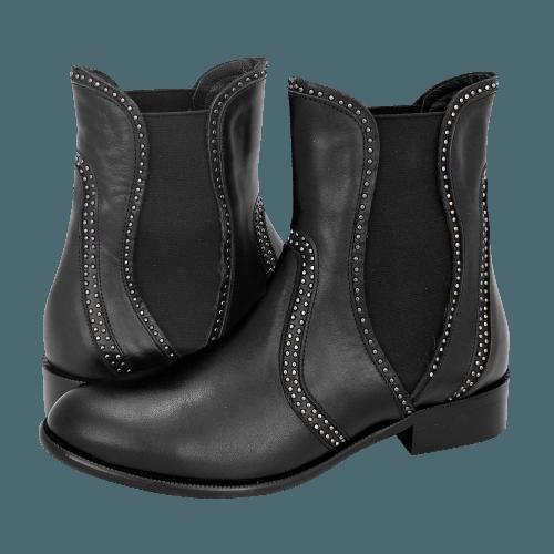 Gianna Kazakou Tamaroa low boots