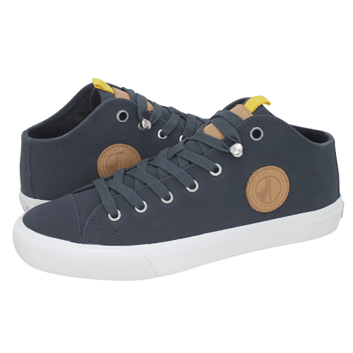 Pepe Jeans Industry Pro Nubuck casual low boots