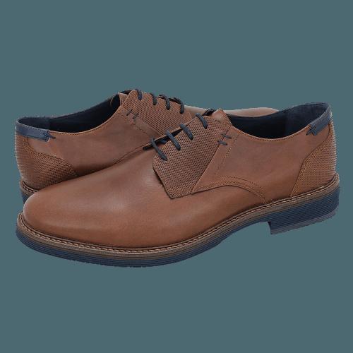 Kricket Sempigny lace-up shoes