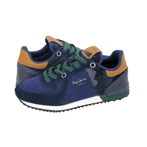 Pepe Jeans Sydney Camu casual kids' shoes