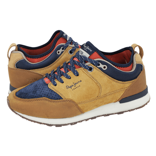 Pepe Jeans BTN Treck Lth Pack casual shoes