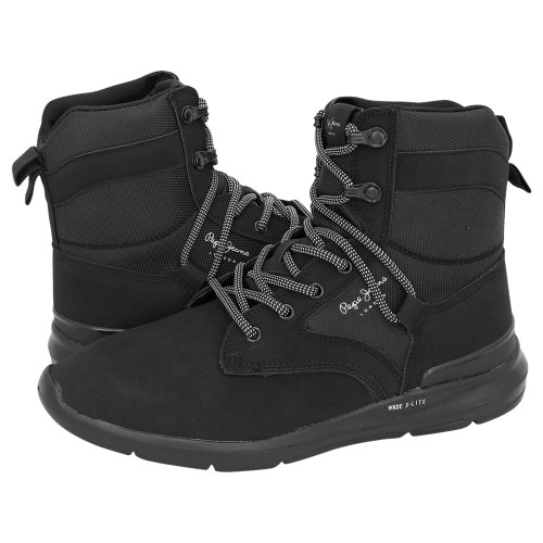 Pepe Jeans Wade Combat casual low boots