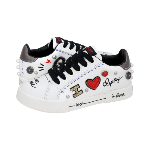 Replay Freda S casual kids' shoes