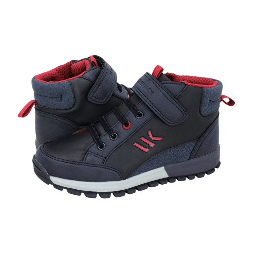Lumberjack Saturn M kids' low boots