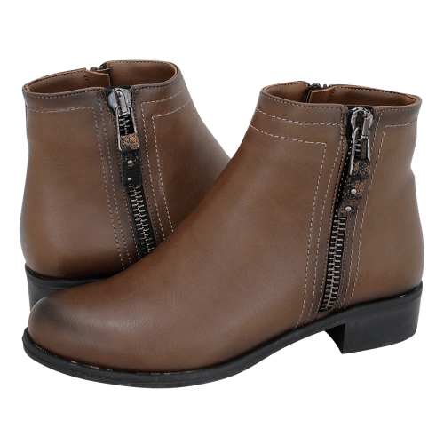 SMS Tobetsu low boots