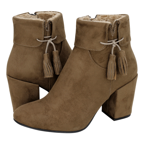 SMS Tahta low boots