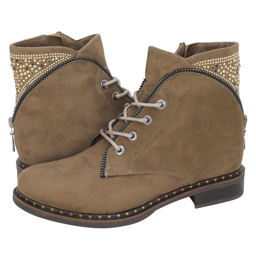 SMS Tretiy low boots