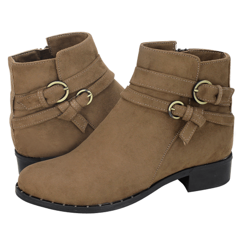 SMS Trouhaut low boots
