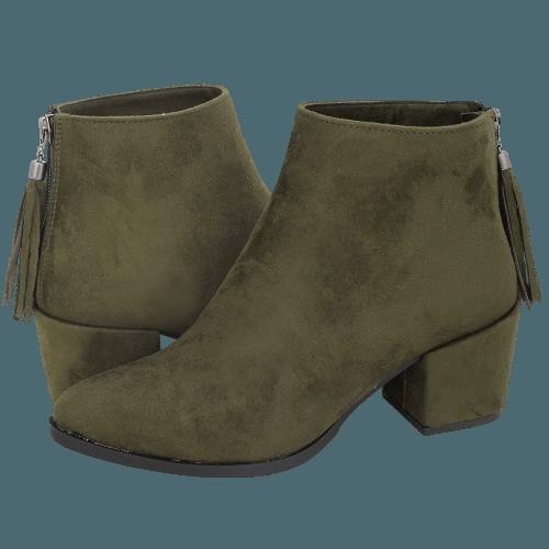 SMS Triebental low boots