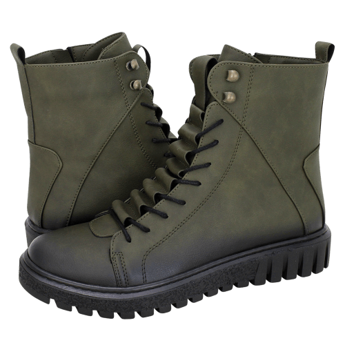 SMS Tudelilla low boots