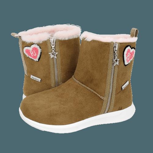 Pepe Jeans Amanda Boot Zip kids' low boots