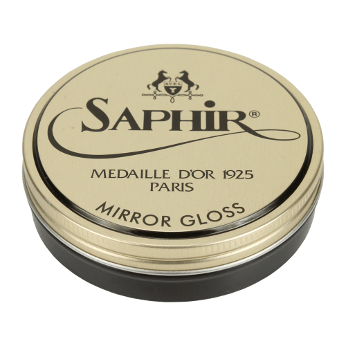 Saphir Mirror Gloss 75ml care product
